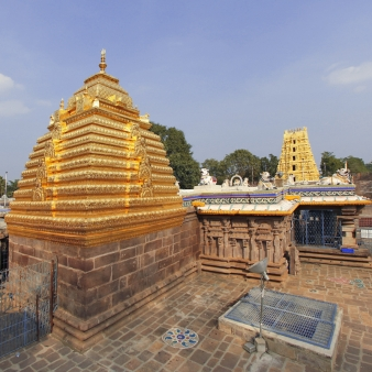 Srisailam Temple View 1_Thumb